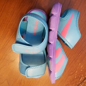 REEBOK  wave glider floaters sandals